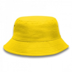 BUCKET HAT - YELLOW