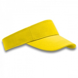 TENNIS CAP - YELLOW